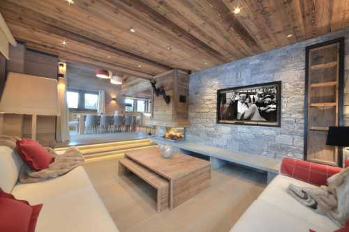 Chalet individuel MEGEVE  -  ref 130880 (picture 1)